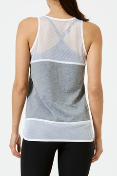 MPG Sport Castor Reflective Tank - Alternate List Image
