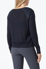 MPG Sport Crew Sweater - Front full body