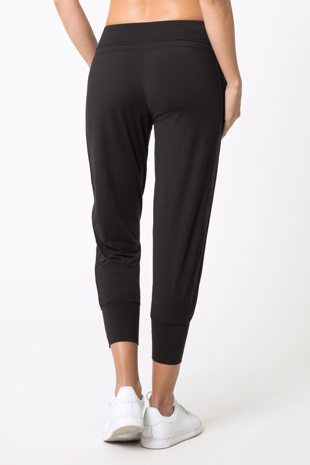 MPG Sport Cropped Jogger - Front Full Image