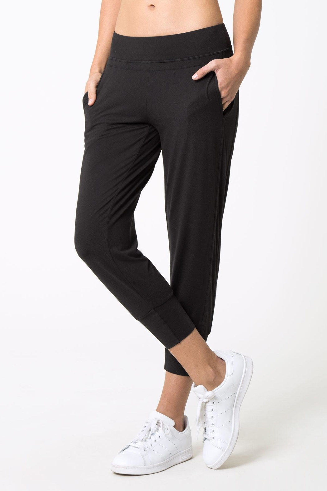 MPG Sport Cropped Jogger - Main Image