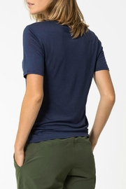 MPG Sport Laurel Cashmere Tee - Front full body