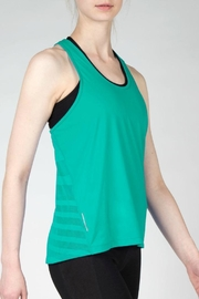 MPG Sport Mesh Hover Tank - Front cropped