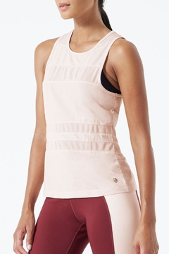 Shoptiques Product: Mesh Tank Top