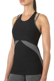 MPG Sport Mimosa Fitted Tank - Product Mini Image