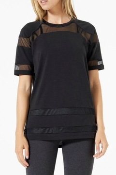 Shoptiques Product: Pixie Mesh Tee