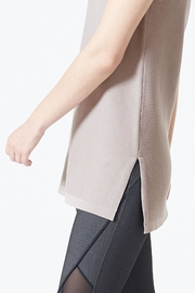 MPG Sport Sleeveless Tunic Top - Back cropped