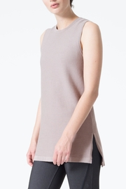 MPG Sport Sleeveless Tunic Top - Front cropped