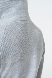 MPG Sport Sweater Knit Hoodie - Back cropped