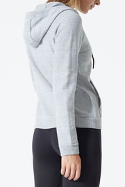 MPG Sport Sweater Knit Hoodie - Front full body