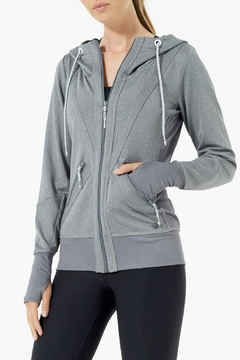 MPG Sport Valentia Hooded Sweater - Product List Image
