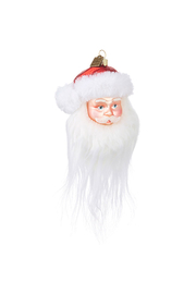 RAZ Imports Mr Claus Ornament - Front cropped