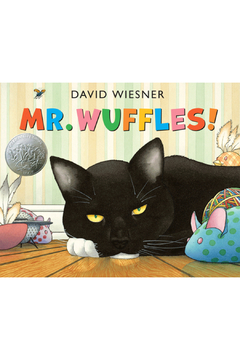 Houghton Mifflin Harcourt  Mr. Wuffles - Alternate List Image