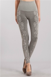 Mrena Bohemian Lace Legging - Product Mini Image