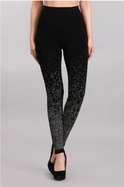 Mrena Jacquard Sweater Legging - Front cropped
