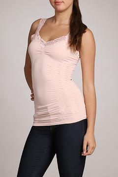 Mrena Laced Body-Shaping Camisole - Alternate List Image