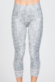 Mrena Printed Capri Legging - Product Mini Image