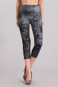 Shoptiques Product: Slimming Cropped Legging