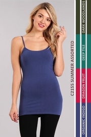 Mrena Spagetti Cami Top - Product Mini Image