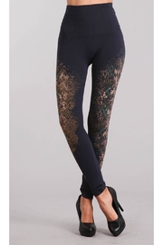 Mrena Tex Print Leggings - Product Mini Image