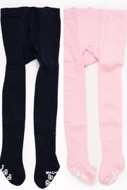 Mrs. Grippits Cotton Grip Tights - Back cropped