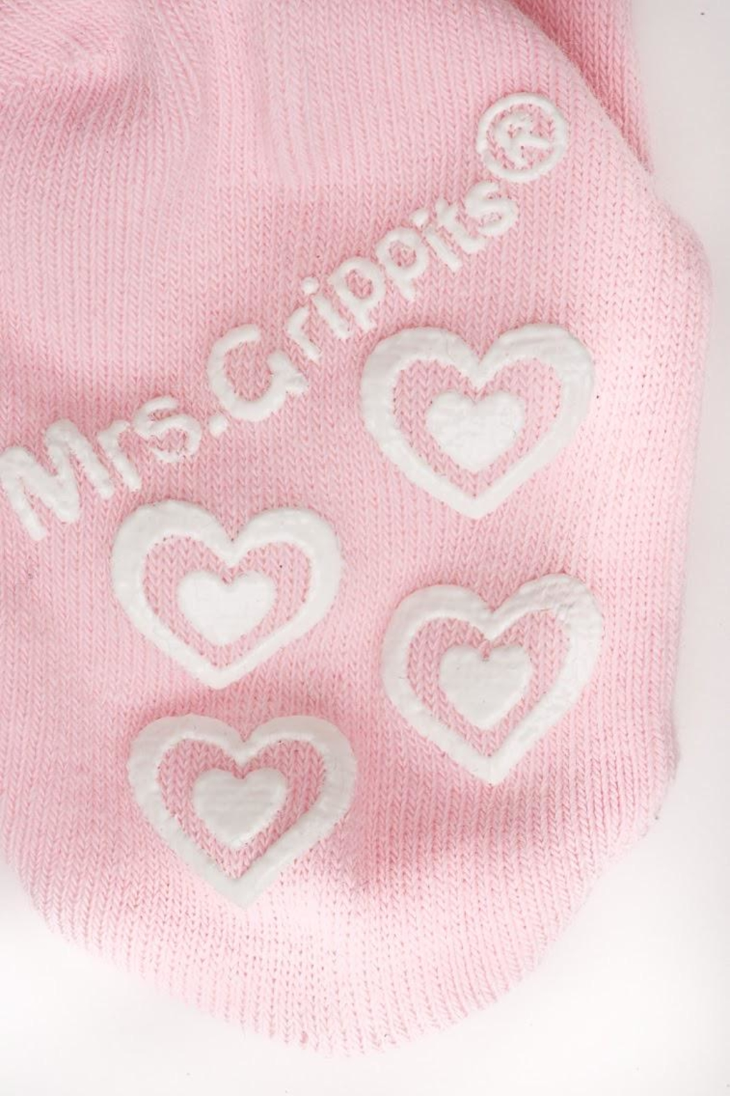 Mrs. Grippits Cotton Grip Tights - Front Full Image