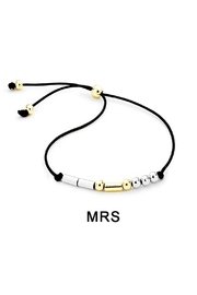 Wild Lilies Jewelry  Mrs Bracelet - Product Mini Image