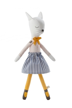 Pani Pieska Mrs Cat Doll - Alternate List Image