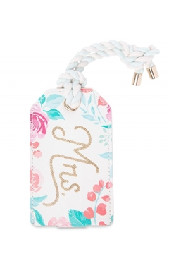 Shoptiques Product: Mrs. Luggage Tag