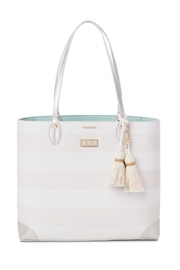 Spartina 449 Mrs. Monogram Tote - Product Mini Image