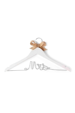 Mud Pie Mrs Wire Hanger - Product List Image