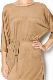 MSK Faux Suede Dress - Other