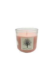 Mt. Kisco Candles Mango Soy Candle - Front cropped