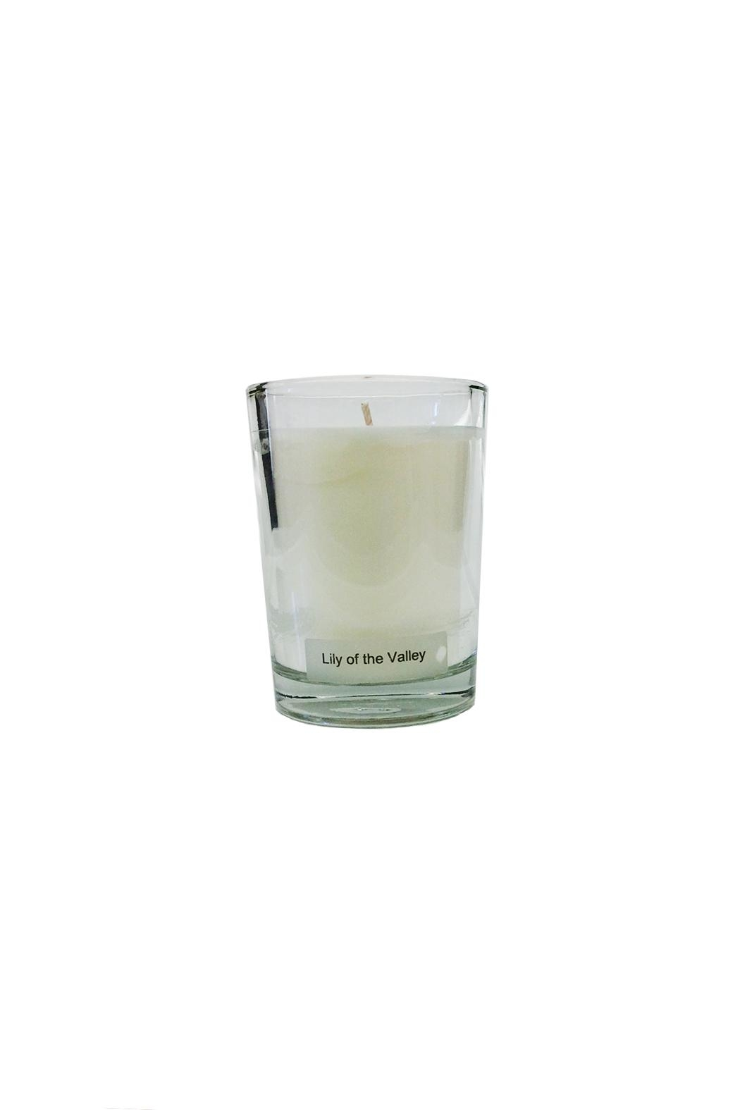 Mt. Kisco Candles Valley Lily Candle - Front Full Image