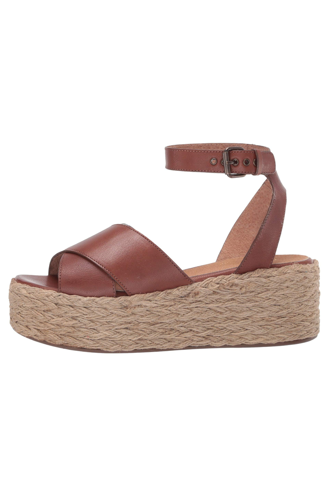 Seychelles Much Publicized Flatform - Front Cropped Image