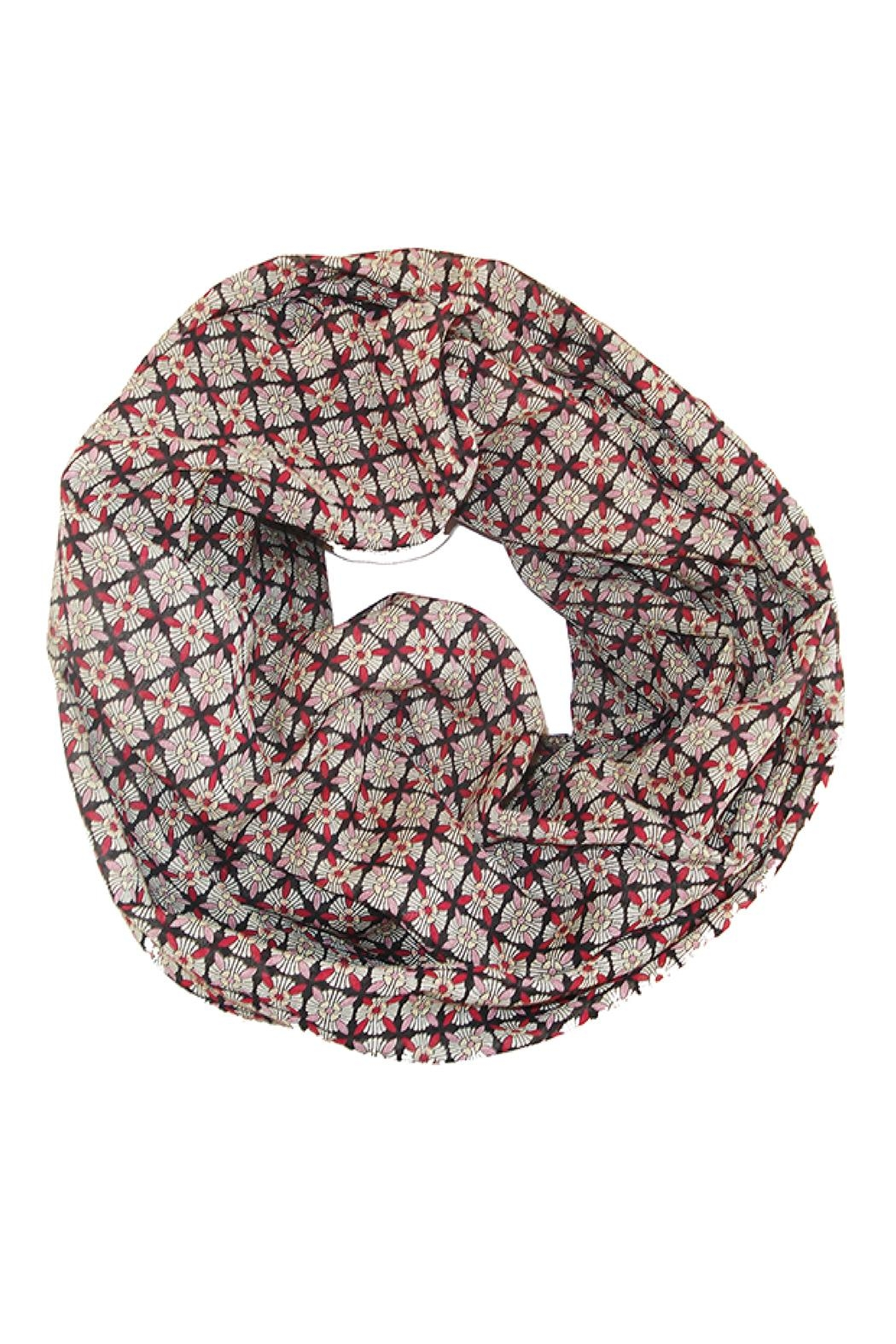 Meilleur Ami Mucha Scarf - Front Cropped Image