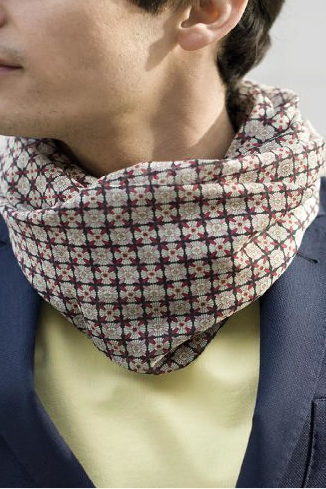 Meilleur Ami Mucha Scarf - Front Full Image