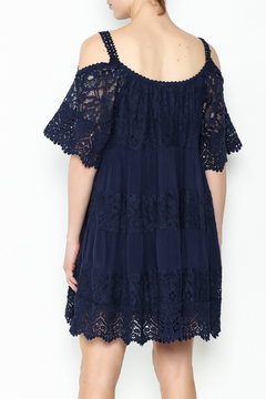 Muche et Muchette Lace Off Shoulder Dress - Alternate List Image