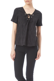 Muche et Muchette Short Sleeve Top - Product Mini Image