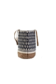 Muche et Muchette Abarcos Tote Geometric Bag - Side cropped