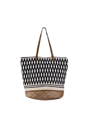 Muche et Muchette Abarcos Tote Geometric Bag - Front cropped