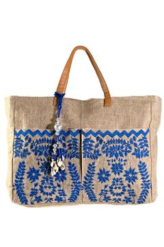 Muche et Muchette Alma Embroidered Tote - Product List Image