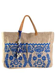 Muche et Muchette Alma Embroidered Tote - Product Mini Image