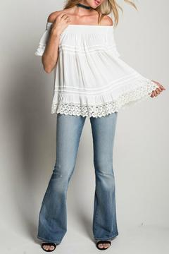 Muche et Muchette Off The Shoulder Top - Product List Image