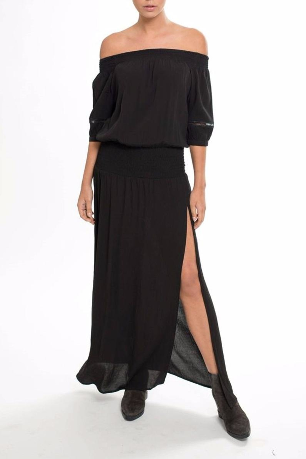 Muche et Muchette Ellyn Long Dress - Front Cropped Image