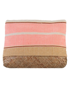 Muche et Muchette Etienne Stripe Clutch - Alternate List Image