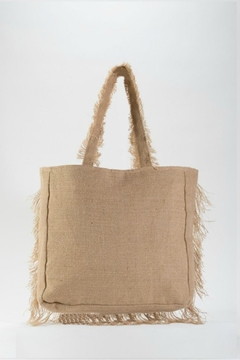 Muche et Muchette Frayed Tote - Alternate List Image