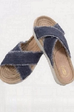 Shoptiques Product: Lola Canvas Sandals