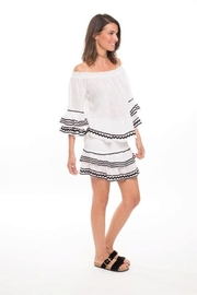 Muche et Muchette Mira Embroided Top - Front full body