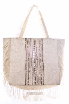 Muche et Muchette Rockout Metallic Tote - Alternate List Image