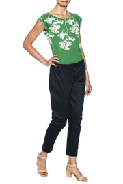 Mud Pie Emerson Essential Pant - Front full body
